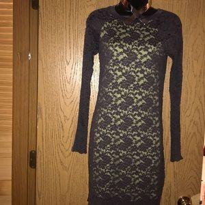NWOT Bar 111 lace dress